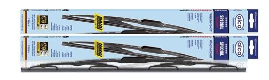 Sandero 2012 2013 2014 Alca Germany Standard Windscreen Wiper Blades Front Set AS2220H