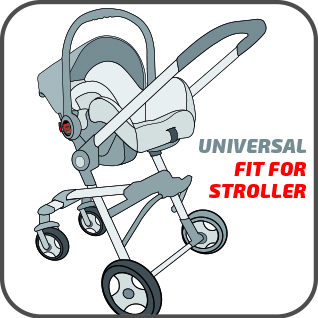 Universal Fit For Stroller