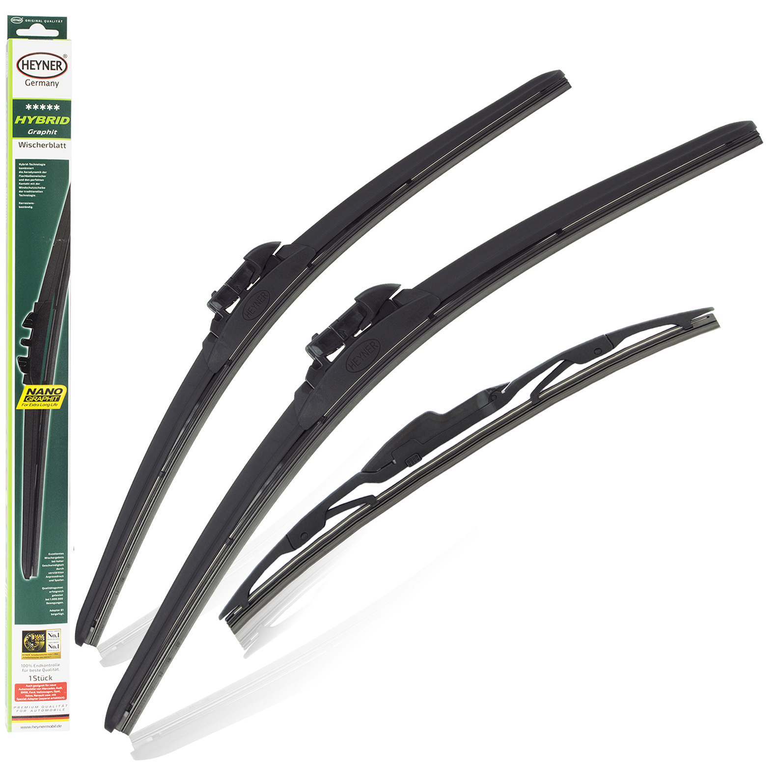 "Honda Insight 2009-2014 standard windscreen wiper blades 26/""16/"" alca SPECIAL"